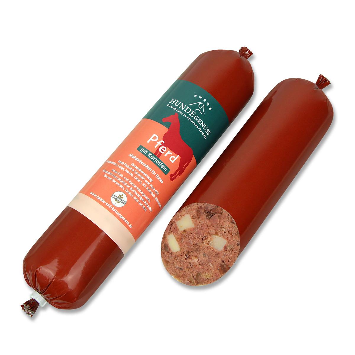 Unser Produkt Lamm mit Hirse-6 x 400 g